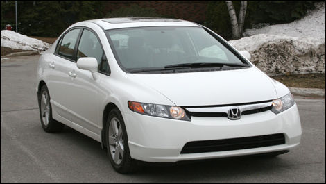 The Civic Continues To Be The Best Selling Car In Canada.
