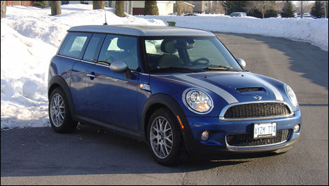 2008 Mini Cooper S Clubman Review Editors Review Car Reviews