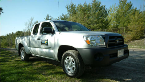 2008 Toyota Tacoma Access Cab 4x2 Review