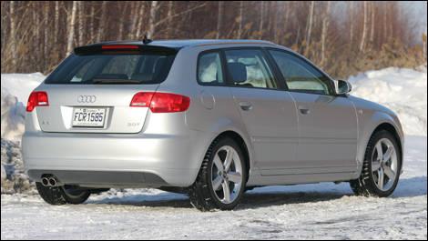Audi A3 20 Tfsi 2008 Review