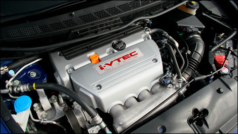 2008 Honda Civic Si Review