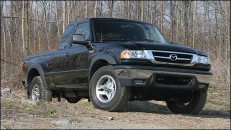 2008 Mazda B4000 Se Review