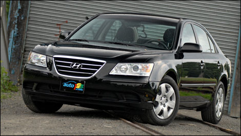 2009 Hyundai Sonata GL Review