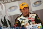 NASCAR Nationwide: Ron Fellows' rain dance