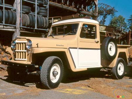 Willys-Overland Jeep Pickup