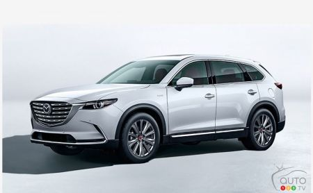 2021 Mazda CX-9, 100th Anniversary edition