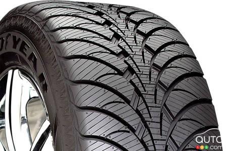 Goodyear pneu datant