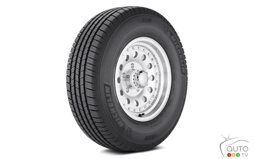 Michelin Defender LTX MS