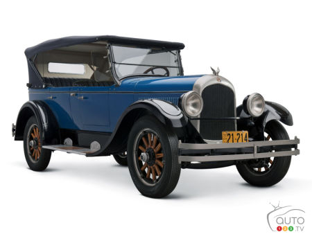 1925 Chrysler B70