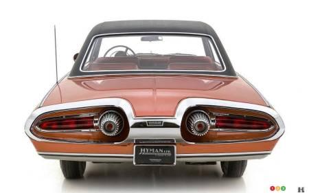 1963 Chrysler Turbine, rear