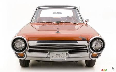 1963 Chrysler Turbine 1963, front