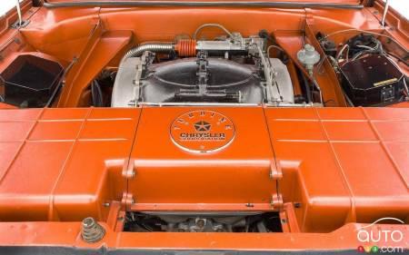 1963 Chrysler Turbine, engine