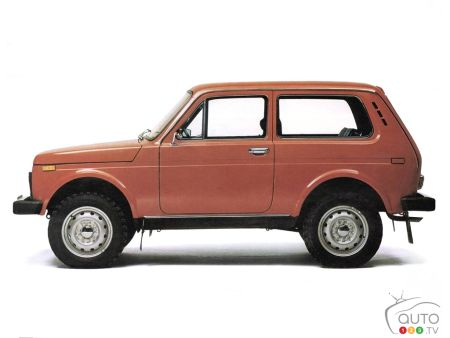 Lada presents new Niva after 42 years | Car News | Auto123