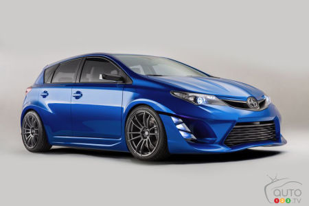 Scion iM (Photo: Scion)