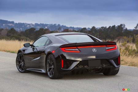 Acura NSX Is Clinically Engineered To Be Perfect Car Reviews - Acura sports car nsx price