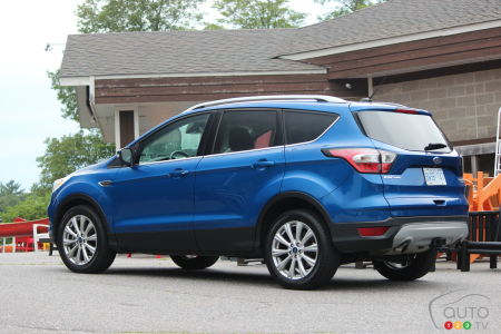 2017 Ford Escape Base Msrp 25 099
