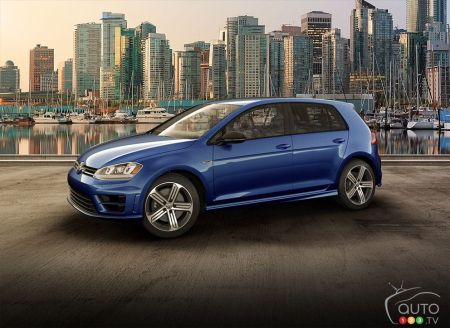 vw golf gti et golf r 2017 toujours des r f rences. Black Bedroom Furniture Sets. Home Design Ideas