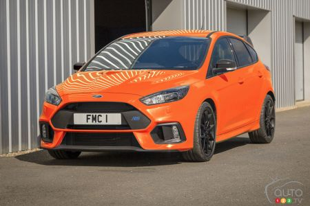 Ford Focus RS Heritage 2018
