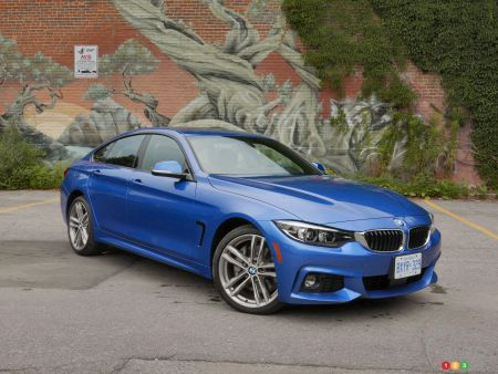 Bmw 430i Coupe >> 2018 Bmw 430i Xdrive Gran Coupe Review Car Reviews Auto123