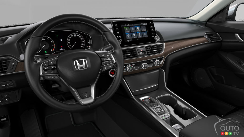 2018 Honda Accord Touring 1 5t Review And Price Car Reviews Auto123