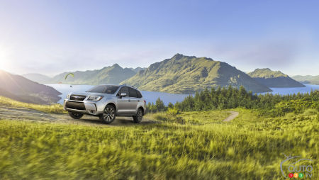 2018 subaru key. unique key the 2018 subaru forester arrives at canadian dealerships this month armed  with a few key improvements without the price point changing with subaru