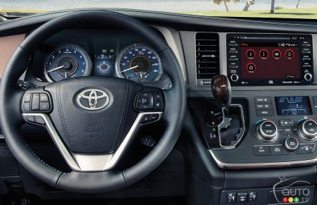 2018 Toyota Sienna Overview and Pricing | Car News | Auto123