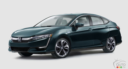 Honda Clarity Hybride rechargeable