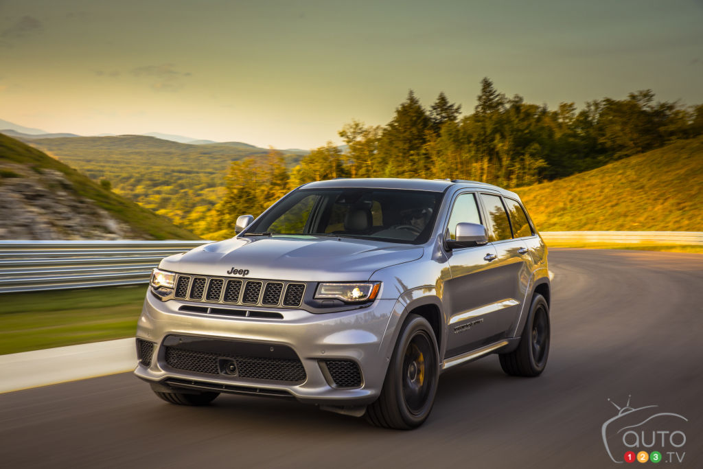 2019 Jeep Grand Cherokee Gets Tech, Safety Updates | Car