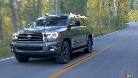 2019 Toyota Sequoia Redesign And Price >> 2019 Toyota Sequoia Details And Pricing For Canada Car News Auto123