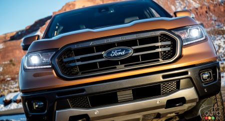 2019 Ford Ranger FX4 Lariat Supercrew