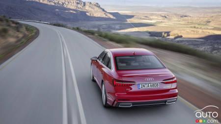 Next Gen 2019 Audi A6 Is Unveiled Car News Auto123