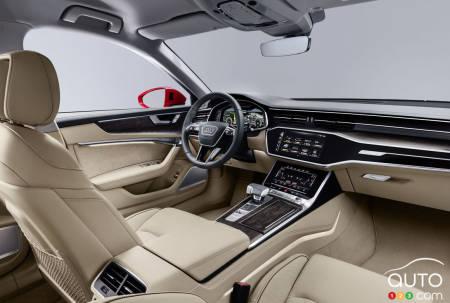 Next-gen 2019 Audi A6 is unveiled | Car News | Auto123