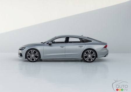 2019 Audi A7 Sportback Unveiled When Will It Hit Canada Car