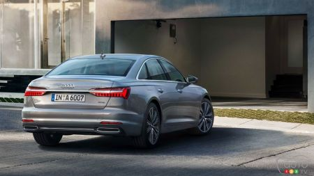 Big Price Jump In Store For The 2019 Audi A6 Car News Auto123