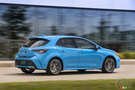 2019 Toyota Corolla Hatchback Prices Details For Canada Car News