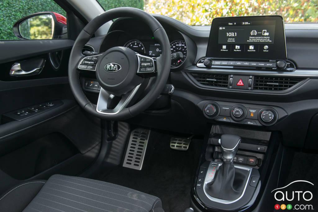 2020 Kia Forte First Drive Car Reviews Auto123