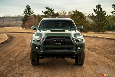 2021 Toyota Tacoma Redesign, Changes, TRD Pro, And Colors >> Toyota Debuts The Improved 2020 Tacoma Truck In Edmonton Car News