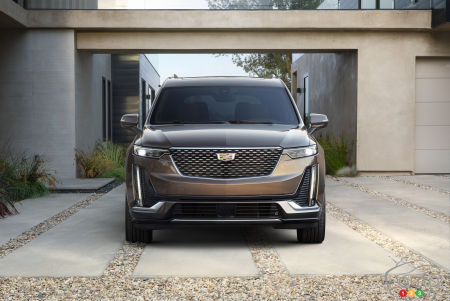 Cadillac XT6 Luxury 2020