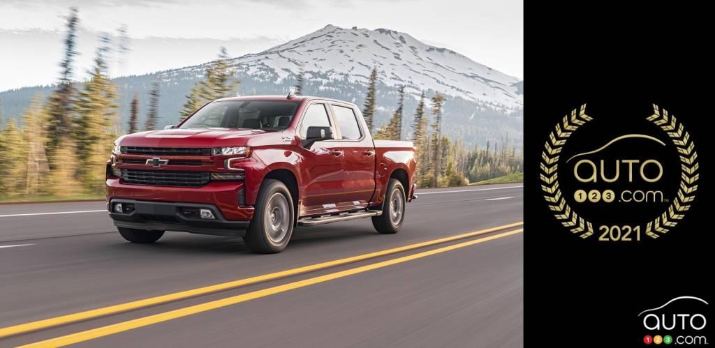 Chevrolet Silverado 1500 Diesel 2020