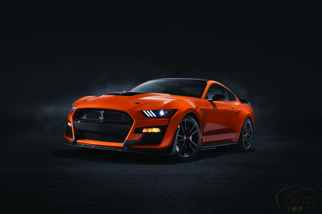 Ford Mustang GT500 2020