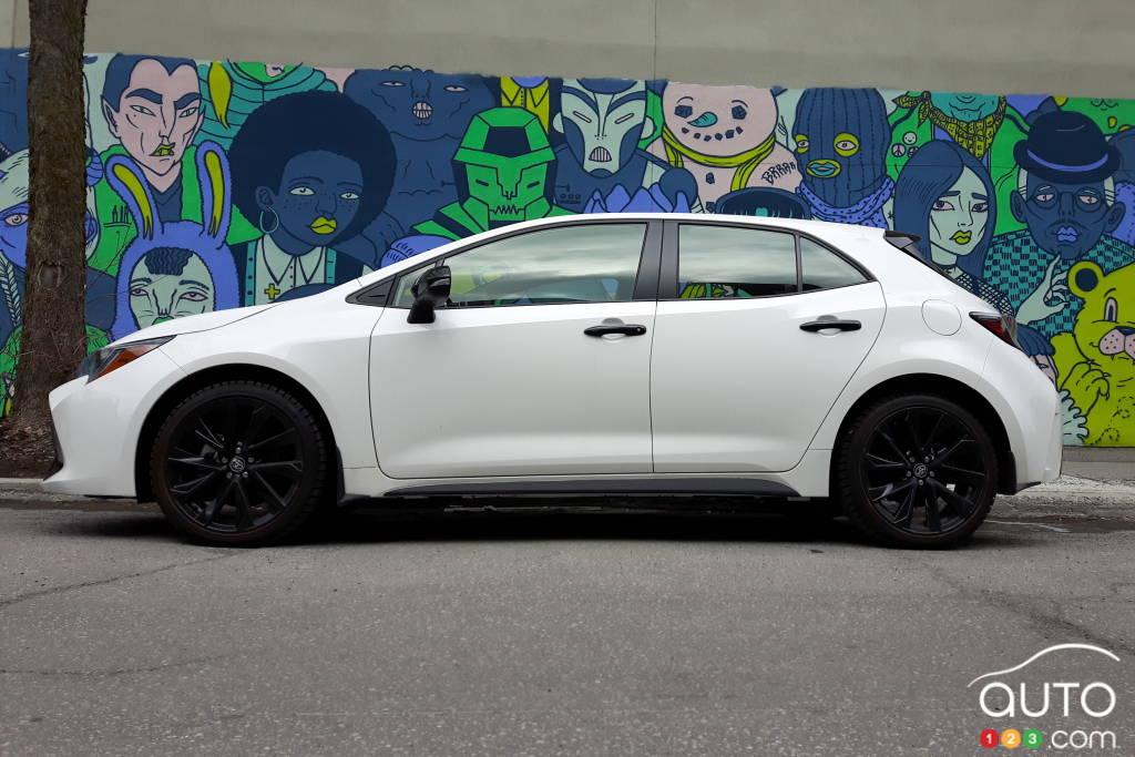 Toyota Corolla Hatchback 2020
