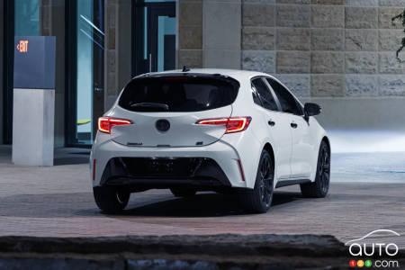 Toyota Corolla Gets Nightshade Treatment For 2020 Car