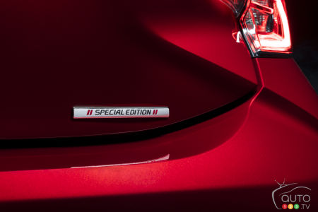 2021 Toyota Corolla Hatchback Special Edition, badge