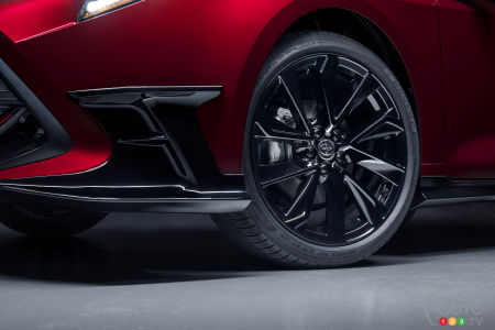 2021 Toyota Corolla Hatchback Special Edition, wheel