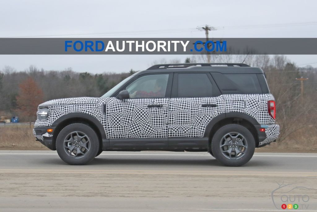 Ford Bronco 2021, profil