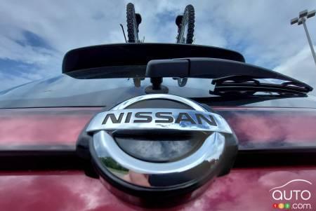 2021 Nissan Kicks, badging