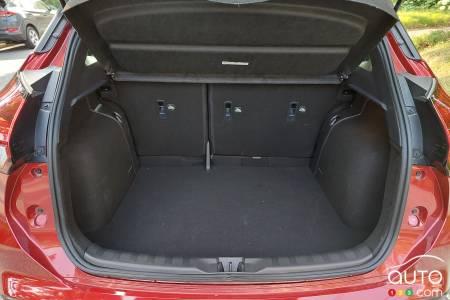 2021 Nissan Kicks, trunk
