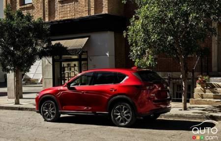 2021.5 Mazda CX-5