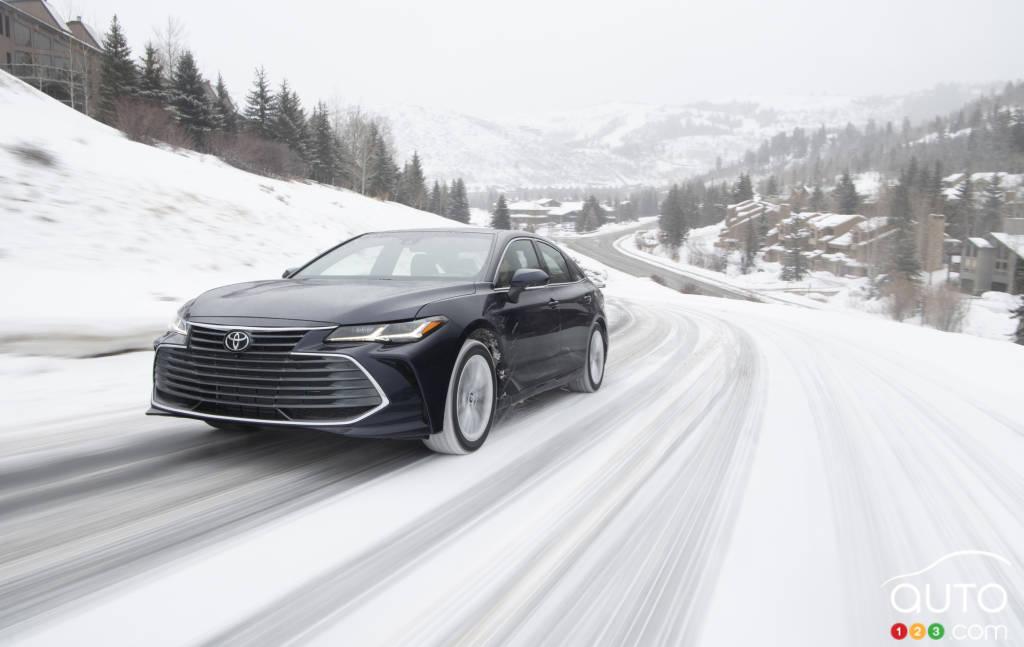 Toyota Avalon Limited AWD 2021