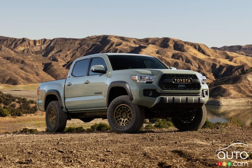 Toyota Tacoma Trail 2022